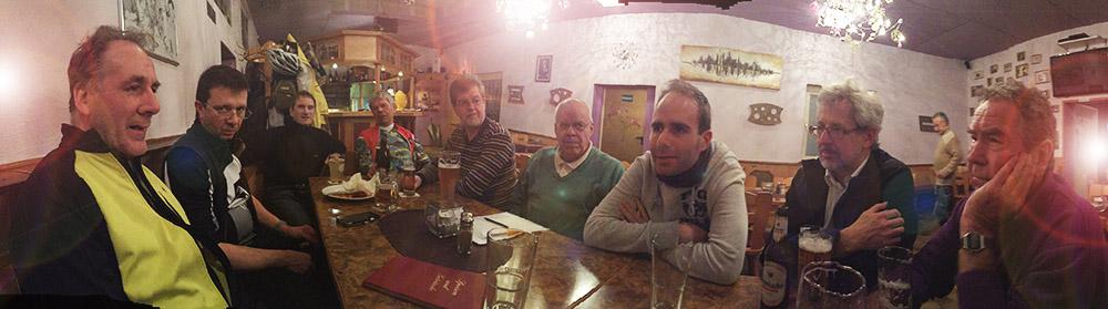 Vereinsabend @ TSG Gaststätte | Frankfurt am Main | Hessen | Deutschland