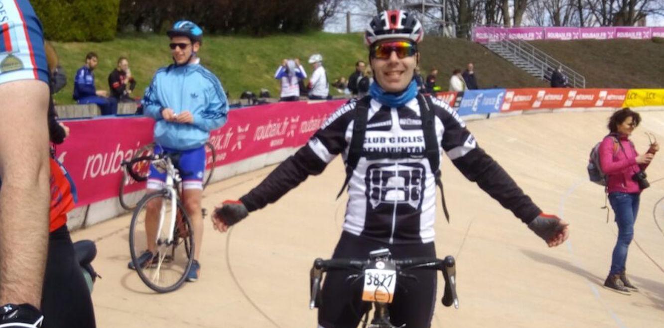 Rubén Edelweiß bei Paris-Roubaix