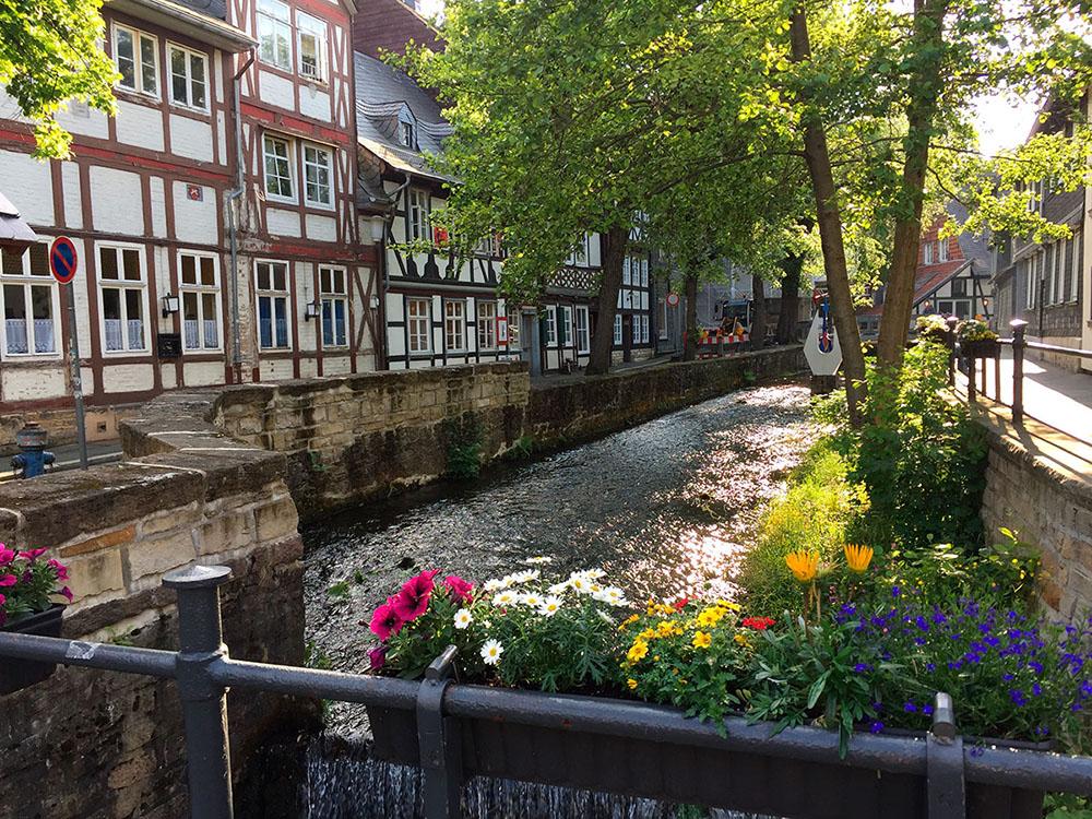 Trainingswochenende in Goslar