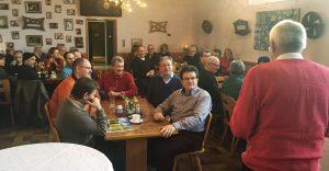 RSC Edelweiß Neujahrsempfang @ Kath. Gemeindehaus Ffm. - Niederrad, Raum Jakobus | Frankfurt am Main | Hessen | Deutschland