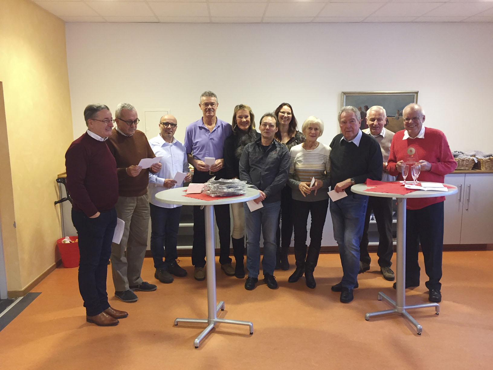 RSC Edelweiß Neujahrsempfang @ katholisches Gemeindehaus | Frankfurt am Main | Hessen | Deutschland